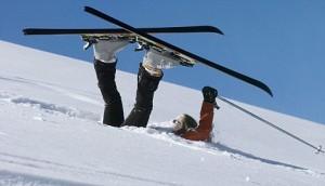 ski-accident
